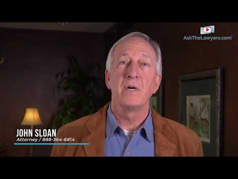 Why It's Important to Have an Attorney who will go to Trial | Sloan Firm | John Sloan