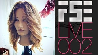 FSE LIVE PODCAST #002 - New Balayage Trend Class LIVE Christina Applegate hair color movie Vacation
