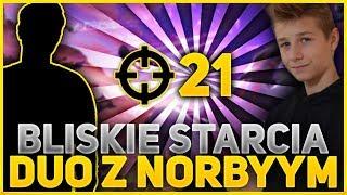 BLISKIE STARCIA DUO Z NORBYYM I FORTNITE BATTLE ROYALE