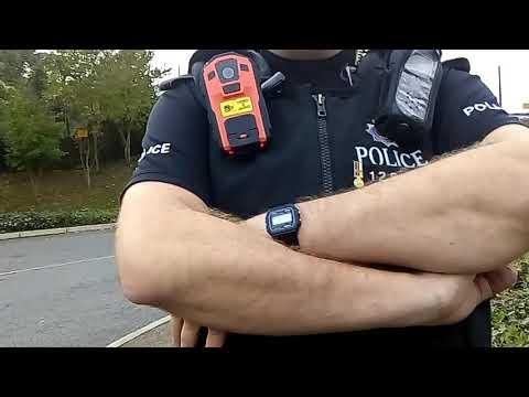 North Kent Police intimidation 2of4