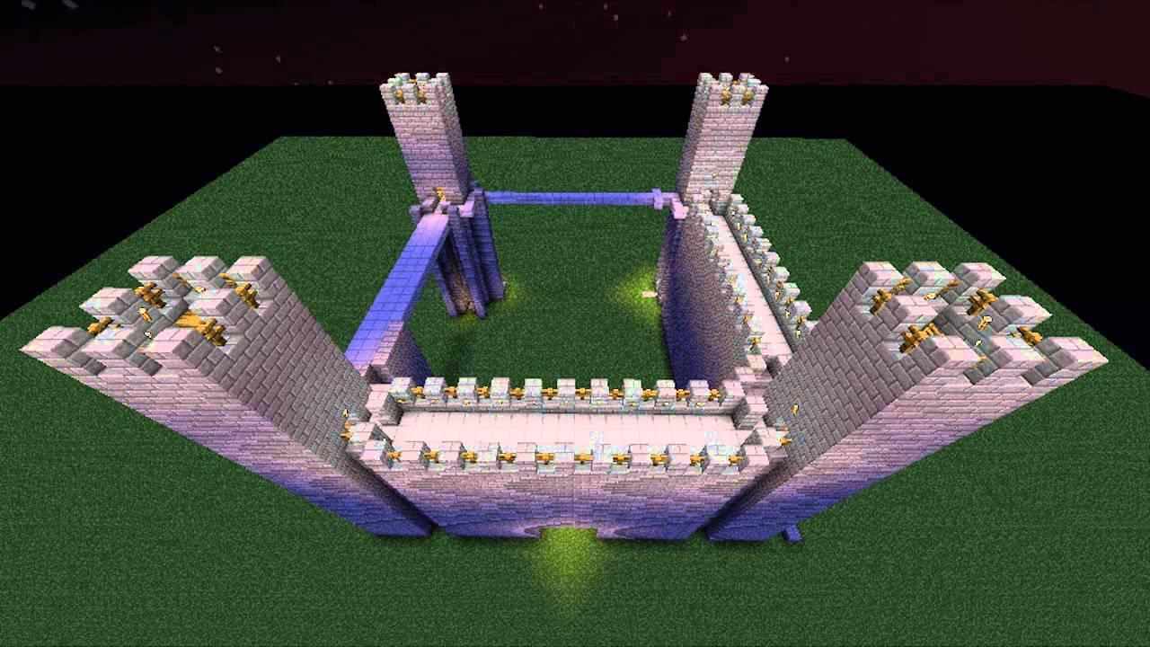 Minecraft: SUPER Build (Grade 5-8)