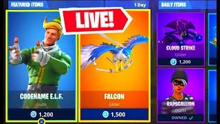 *NEW* FORTNITE ITEM SHOP COUNTDOWN! August 29th New Skins! - Fortnite Battle Royale