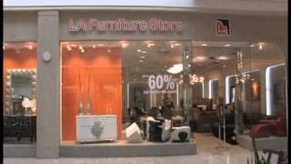 La Furniture Store Modern Buffet With Lights | (866)397-0933 Lafurniturestore.com