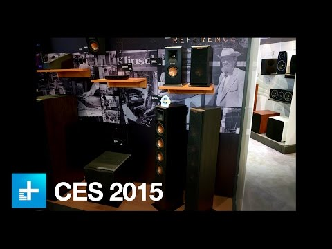 Kiss your AV receiver, speaker wires goodbye with Klipsch's wireless home theater system - CES 2015