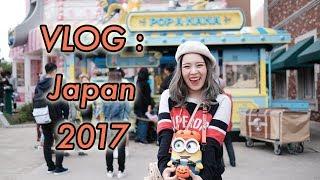 vlog-เที่ยวญี่ปุ่น-โอซาก้า-เกียวโต-สวนสนุกusj-วาคายามะ-ฉบับกินยับ-2017-║evefee