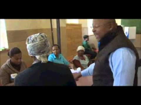 South Africa election Inside Soweto polling station