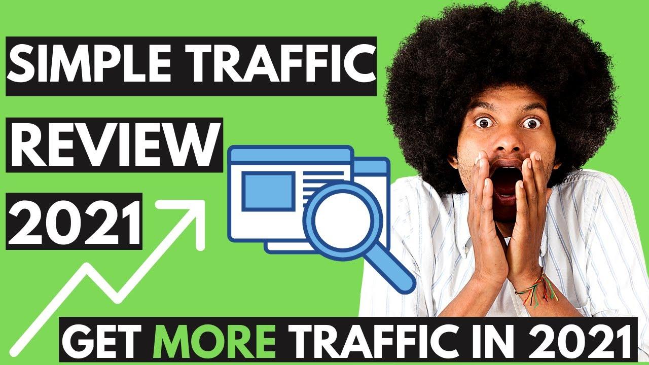 Simple Traffic Review [2021] | Best website traffic source| Get More Website Traffic