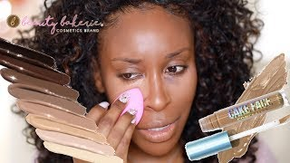 Not What I Expected?! Beauty Bakerie Concealers!   Jackie Aina