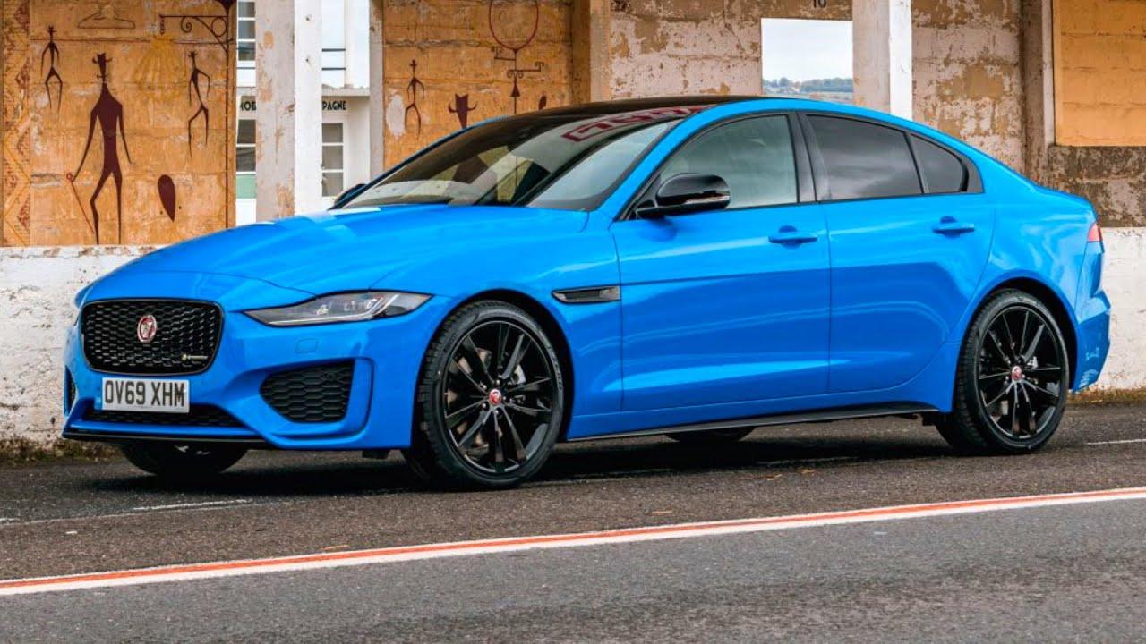 jaguar xe reims edition 2020 unique paint and extra kit