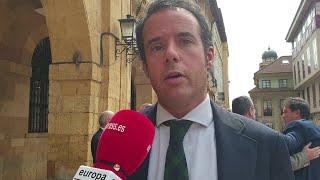 El teniente alcalde de Oviedo, Ignacio Cuesta (Cs), zanja polémicas con el PSOE