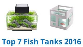 7 Best Fish Tanks 2016