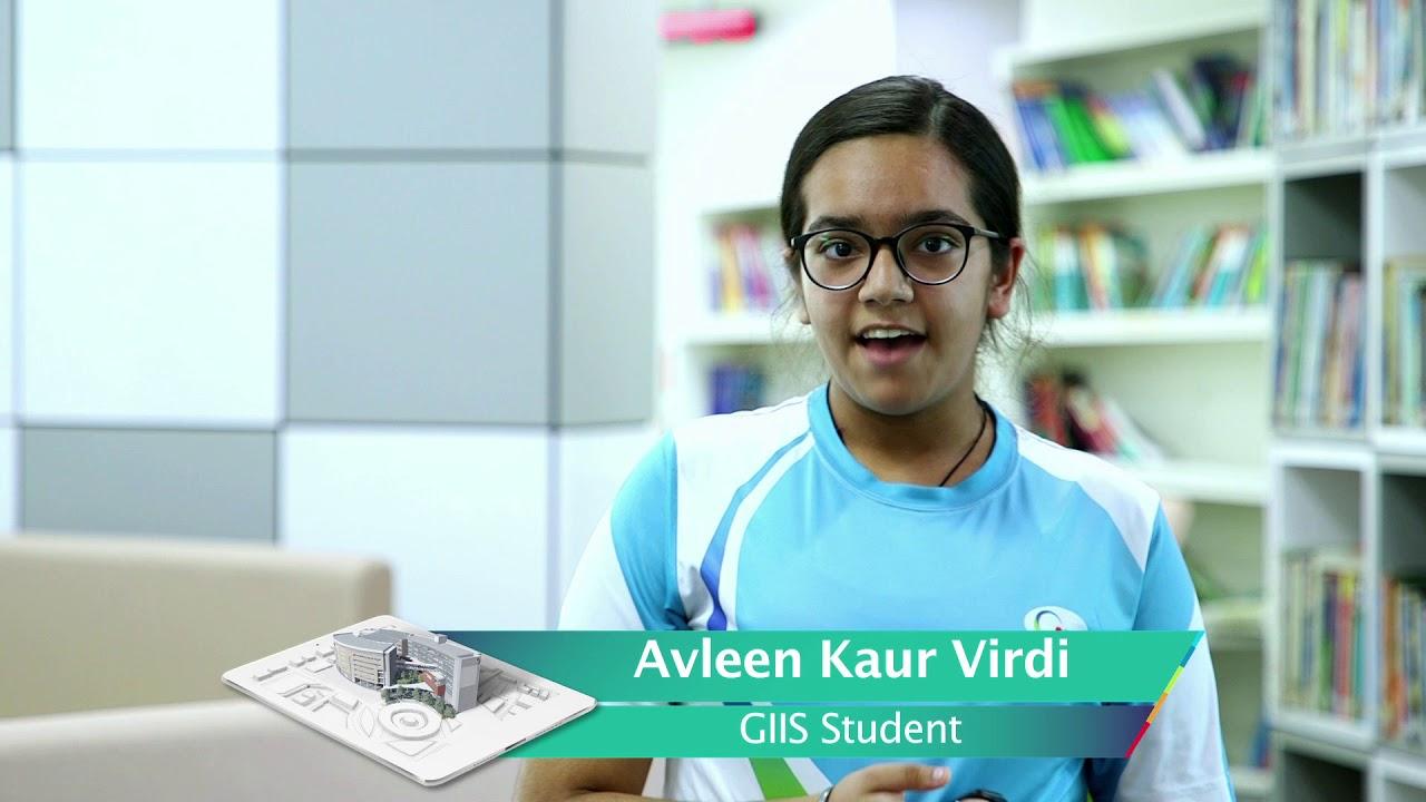 Avleen Kaur Virdi, GIIS Student