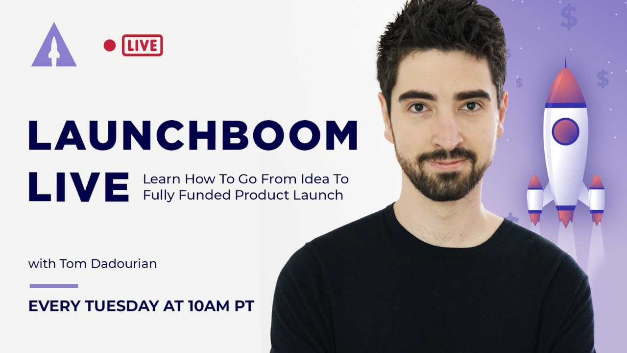Download LaunchBoom Live - A $2M Case Study