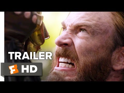 The Avengers: Infinity War (Trailer 2)