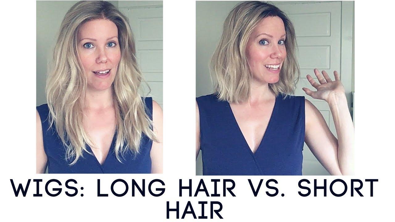 Wigs Long Hair Vs. Short Hair?