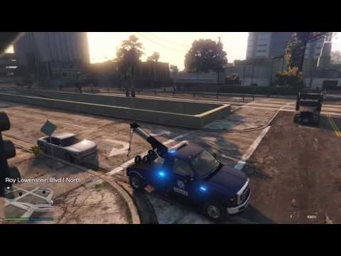 GTA V Greek Emergency service Practice Crew #6