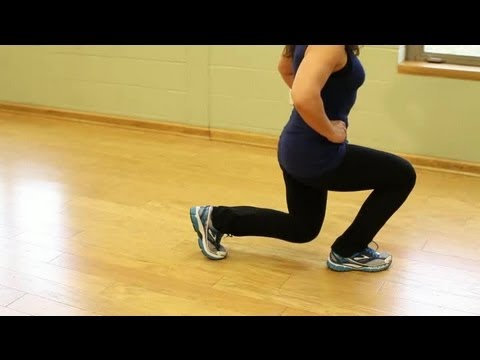 How to Work Out the Rectus Femoris Muscles: Exercise & Conditioning