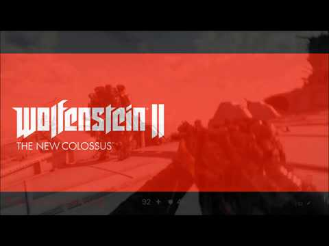 "(Zerstörers Boss ""Ausmerzer"" Shorter OST) Wolfenstein II: The New Colossus"