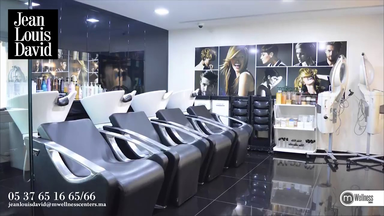 Jean Louis David Rabat : Coiffeur Visagiste par Excellence ...
