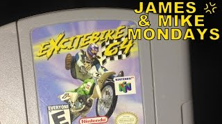 Excitebike 64 (N64 Video Game) James & Mike Mondays