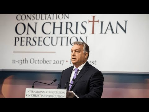 Hungary Protecting Persecuted Christians Around the World!!!