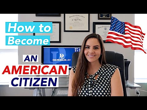 How To Become A U.S. Citizen 2020 - *TOP 4 WAYS To Be Eligible For A U.S. PASSPORT*