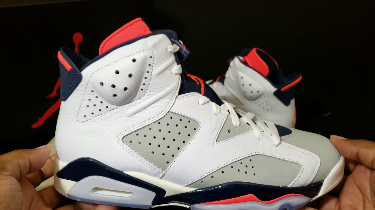 the latest 611c8 eb653 NEW AIR JORDAN 6