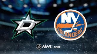 Dallas Stars vs New York Islanders | Nov.18, 2018 | Game Highlights | NHL 2018/19 | Обзор Матча