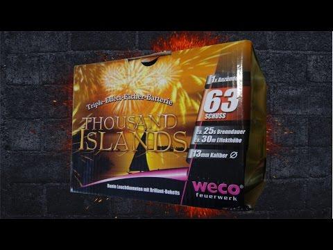 Weco Thousand Islands Batterie   Silvester2k