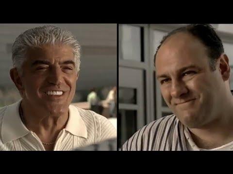 The Sopranos - Tony Soprano Resumes Socializing With Uncle Philly Leotardo