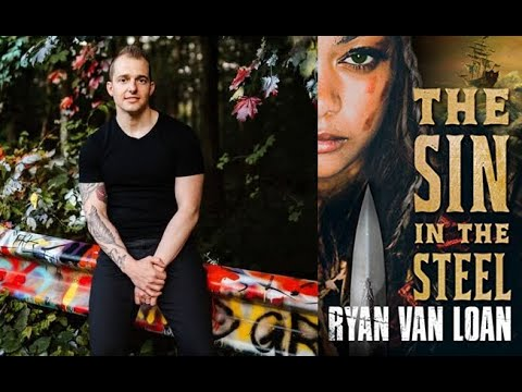 MAYDAYCON 2020 - Ryan Van Loan - The Sin in the Steel (The Fall of the Gods  #1) - YouTube