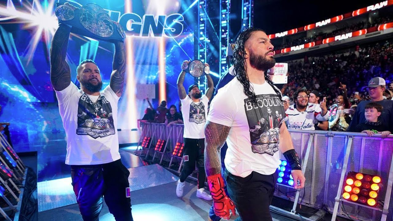 Download Ups & Downs From WWE Raw (Sep 20)