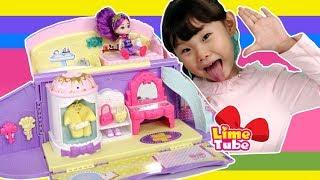 시크릿 쥬쥬 말하는 코디 핸드백 장난감 놀이 LimeTube & Toy 라임튜브