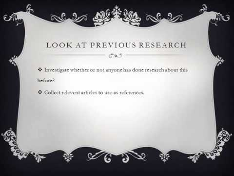 IJCCSE journal of Computer Science How to do Research   Step by Step Guide