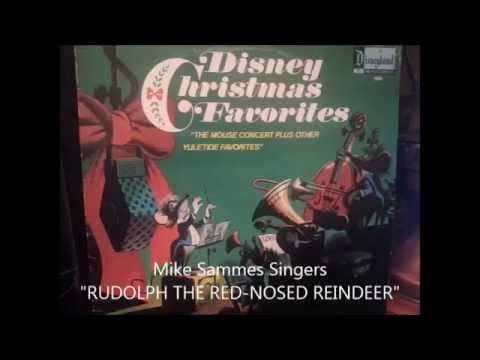 Mike Sammes Singers  Rudolph the Red-Nosed Reindeer