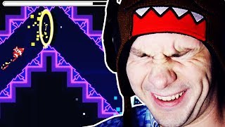 Geometry Dash ~ I have the [Ice Carbon Diablo X] blues