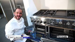 Chef Mark (PBS 10 Second Tip) - Thermador Steam Oven