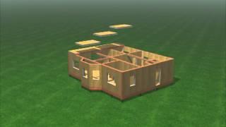 Процесс строительства дома по канадской технологии(Так производится возведение дома по канадской технологии компанией ЭкоЕвроДом (http://www.ecoeurodom.ru) Обратите..., 2012-05-13T12:14:53.000Z)