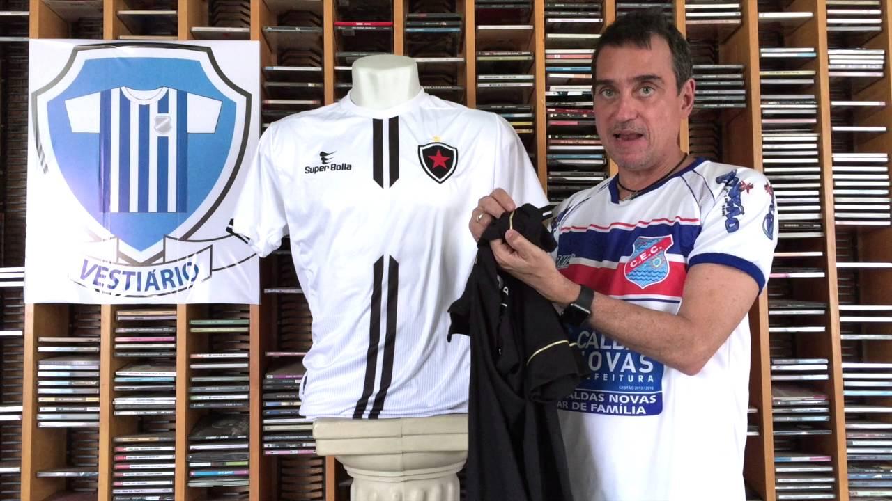 c97c1427ca 3 camisas Botafogo Futebol Clube Paraíba 2016  a de jogo é a + feia -  Vestiário - Iuri Godinho