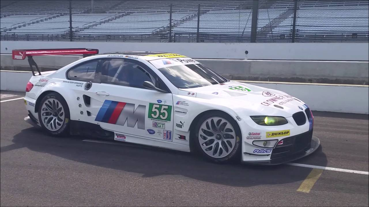 bmw m3 gt2 alms ride along indianapolis motor speedway