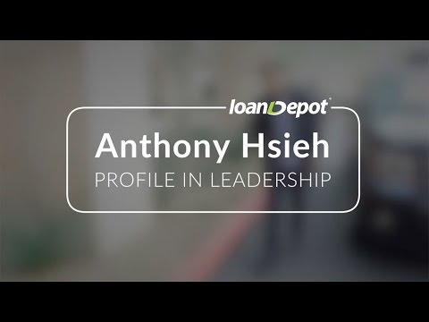 Anthony Hsieh - Profile in Leadership