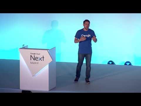 """Google Cloud Next Madrid '17- Robert Kubis: """"Cloud Spanner 101"""""""