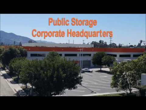 Public Storage Corporate Office