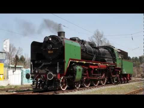 Bulgarian State Railways Class 05.01 locomotive details; Bankya Station, April 01, 2011