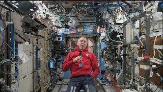 NASA Astronaut Forgets To walk