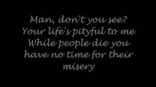 My Excellence - Mr. Man (with lyrics)