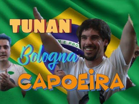 Tunan Capoeira /Bologna/.Mestre