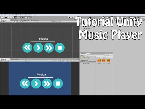 Tutorial Unity | Music Player