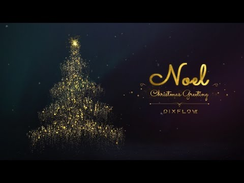 Noel | Christmas Greeting | After Effects template