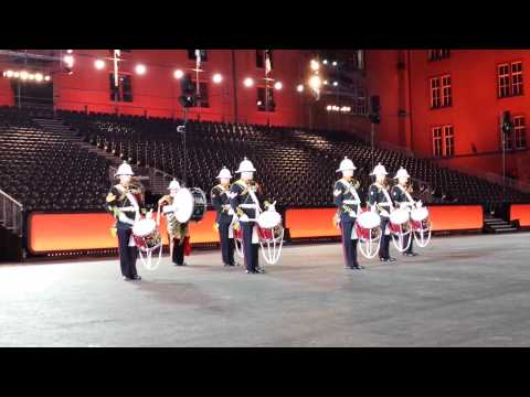 Royal Marines Drum Corps